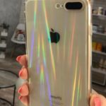 Transparent Rainbow Laser Case for iPhone X, XR, XS, XS Max, 11, 11 Pro, 11 Pro Max photo review
